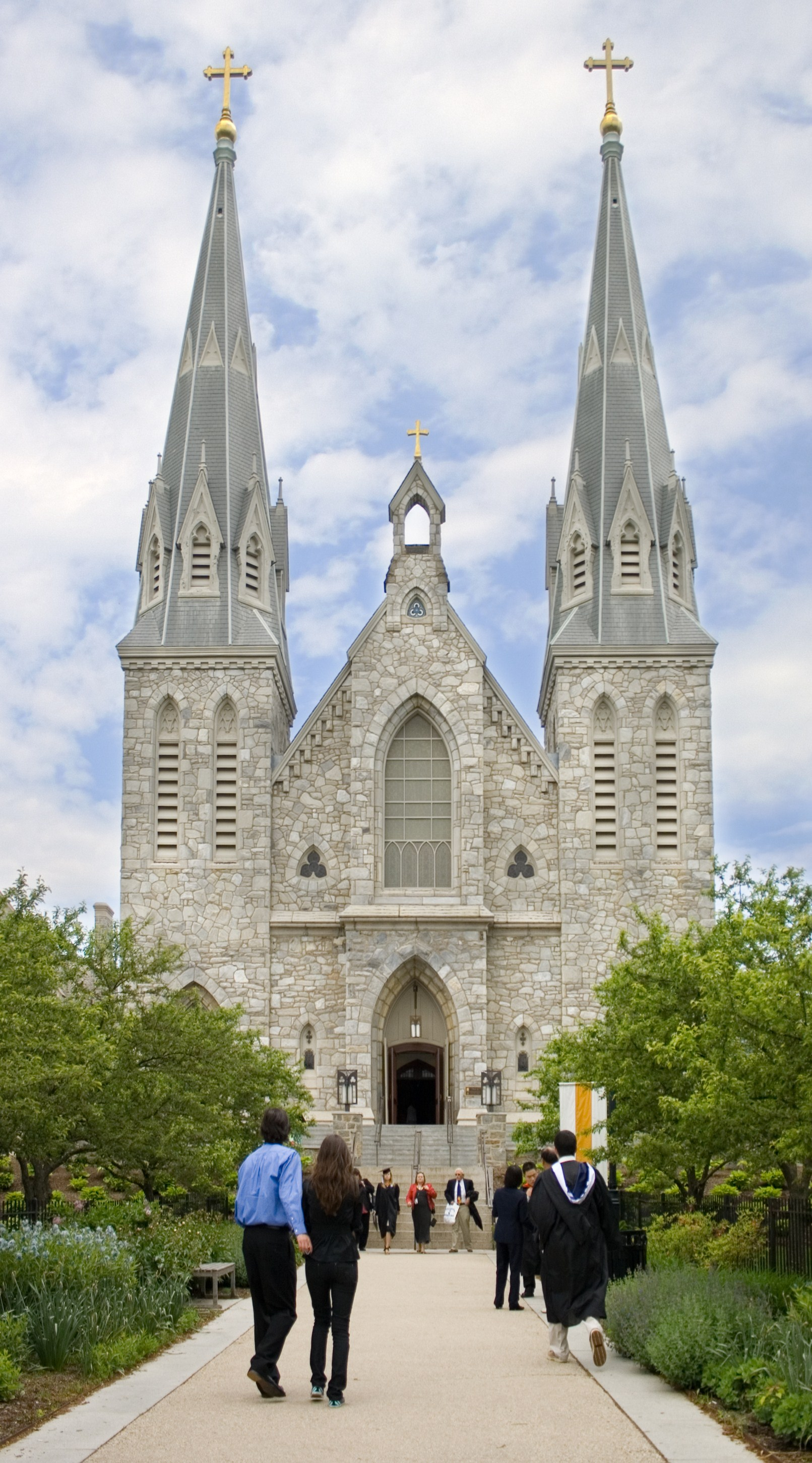 Villanova_Church