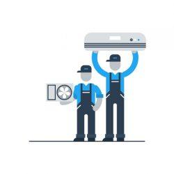53250663 - air conditioner service