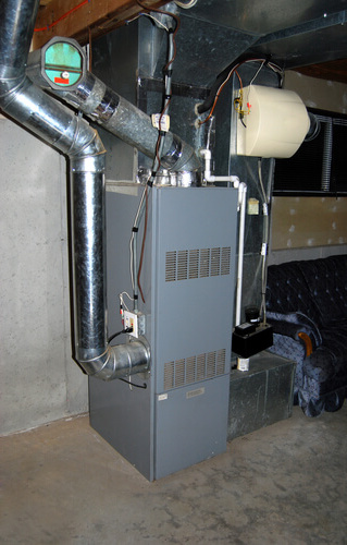 home oil furnace